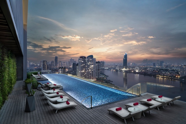AVANI RiversidePool_Sunrise_Final